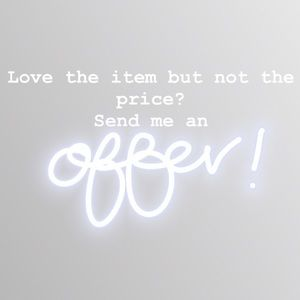✨I love offers✨